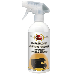 Autosol Caravan Waterless cleaner